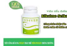 tiểu đường kikuimo seikatsu có tốt không
