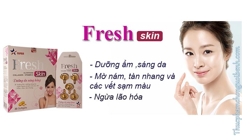 tinh chất fresh skin có tốt không