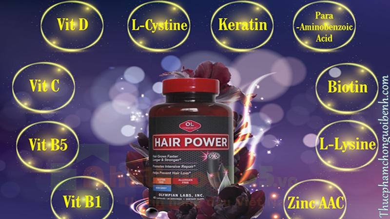 hair power có tốt không