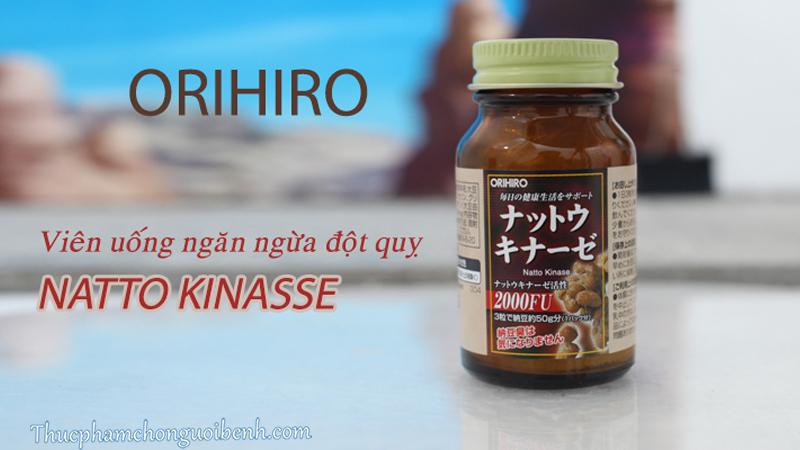 viên uống orihiro có tốt không