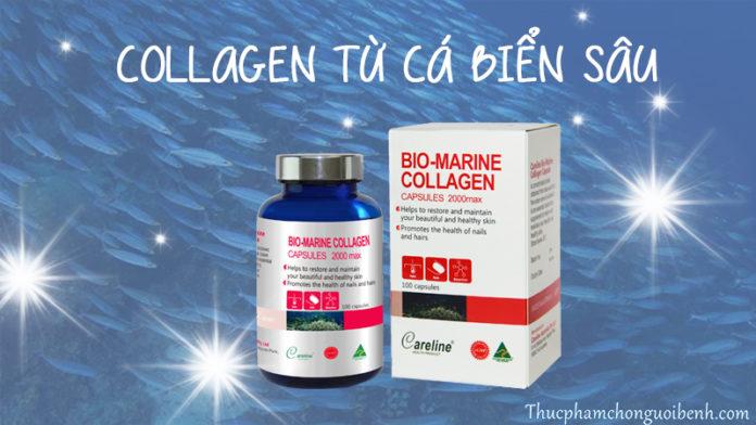 viên uống bio marine collagen có tốt không