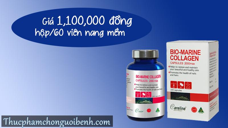 viên uống bio marine collagen