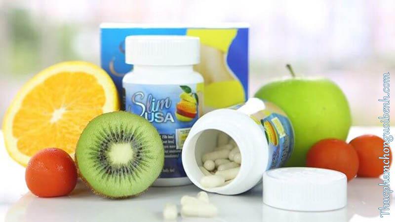 viên uống giảm cân slim usa
