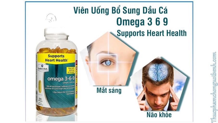 dầu cá omega 369 simply right có tốt không