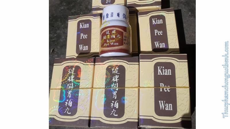 viên uống kian pee wan có tốt không