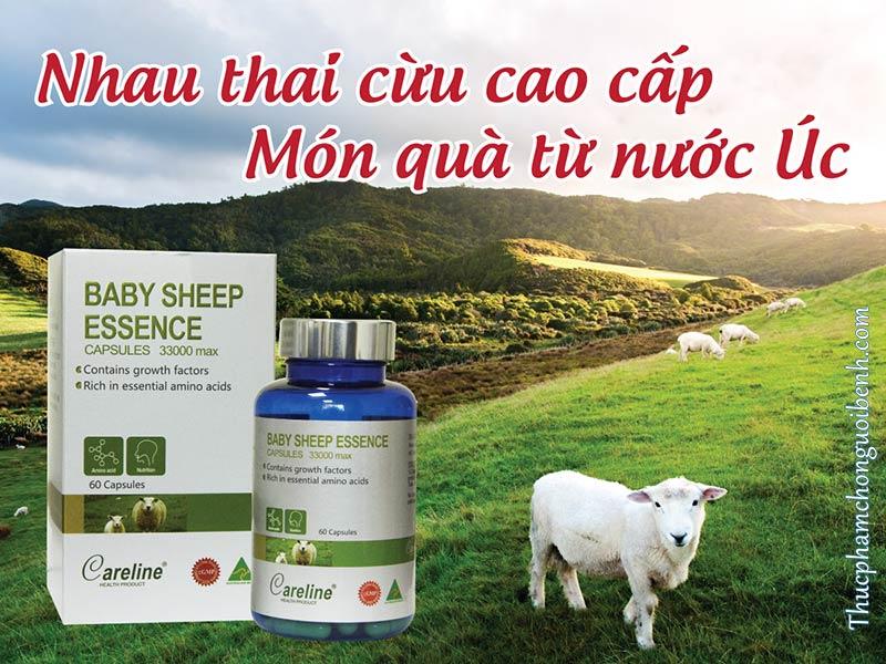 baby sheep essence có tốt không