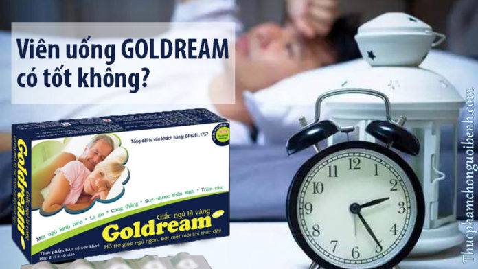 goldream có tốt không