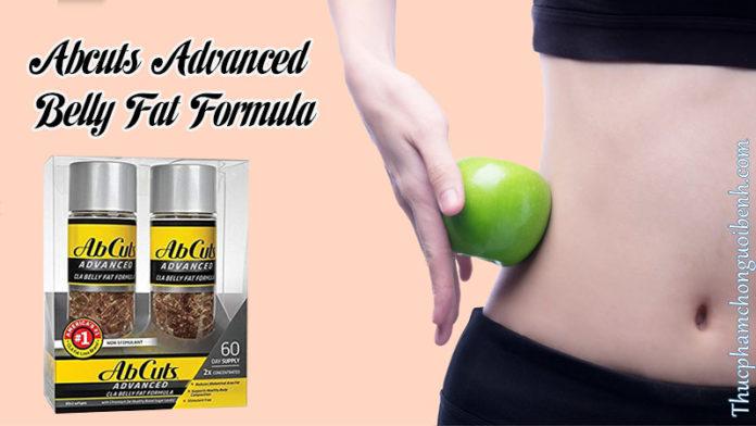 viên giảm mỡ abcuts advanced belly fat formula có tốt không