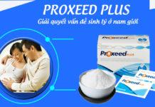 proxeed plus có tốt không
