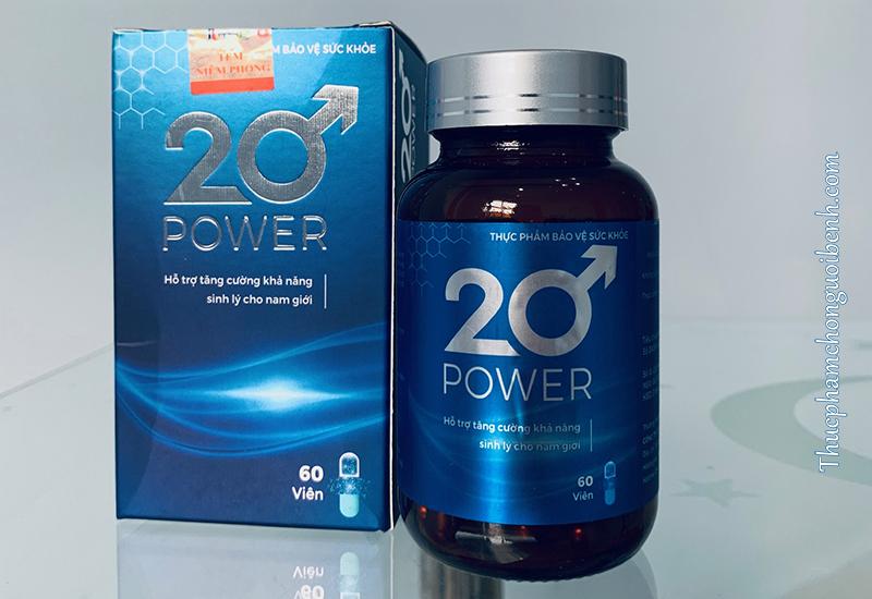 20 power co tot khong