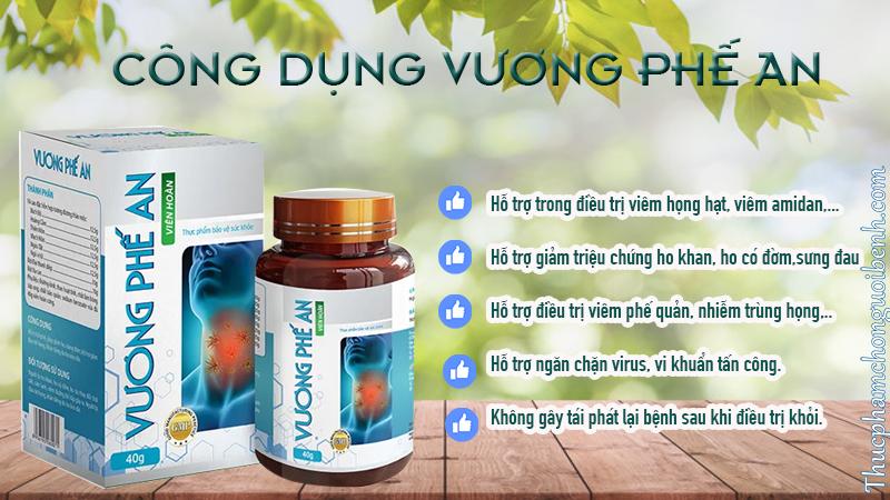 cong dung vuong phe an