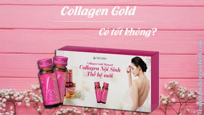 collagen gold có tốt không