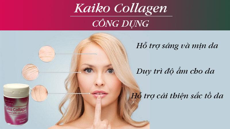 công dụng kaiko collagen