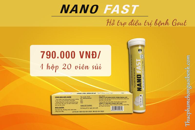 nano fast giá bao nhiêu