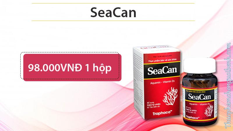 seacan giá bao nhiêu
