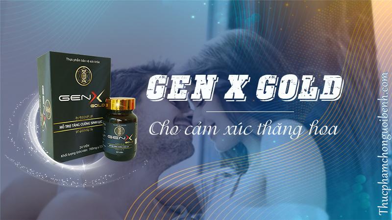 gen x gold