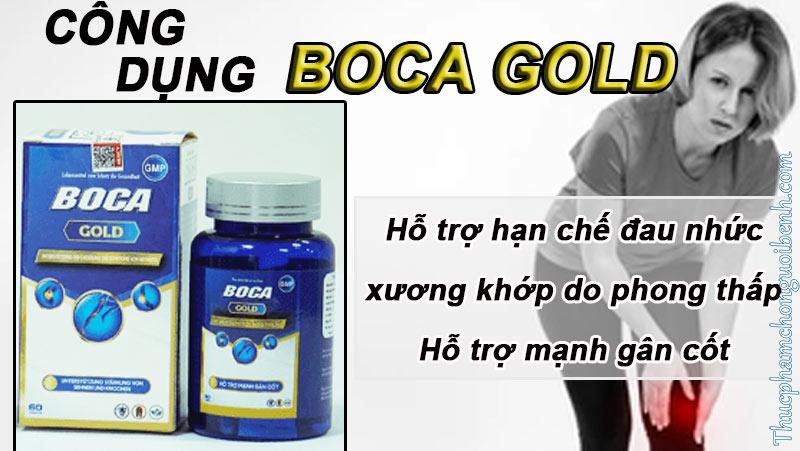 viên uống boca gold có tốt không