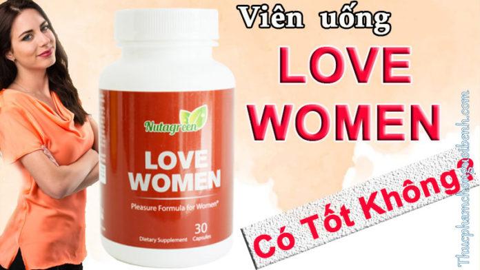 viên love women có tốt không