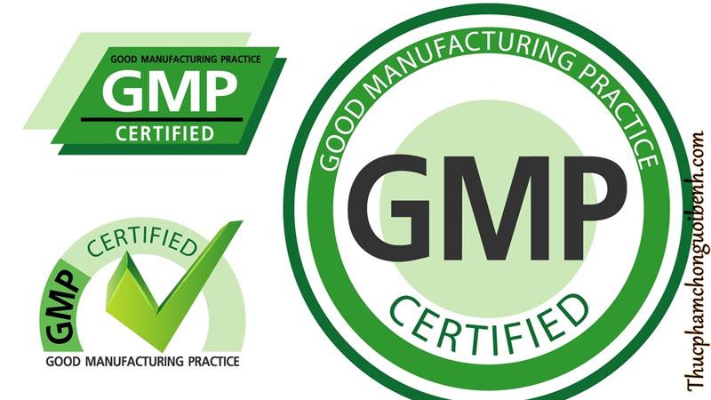 Sản phẩm được áp dụng quy chuẩn CMP của Mỹ