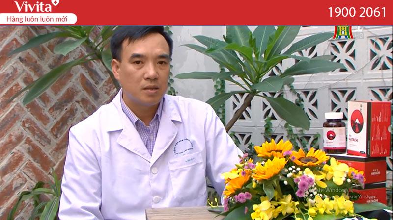 chuyên gia đánh giá về chất lượng của viên uống hatachi plus trị bạc tóc