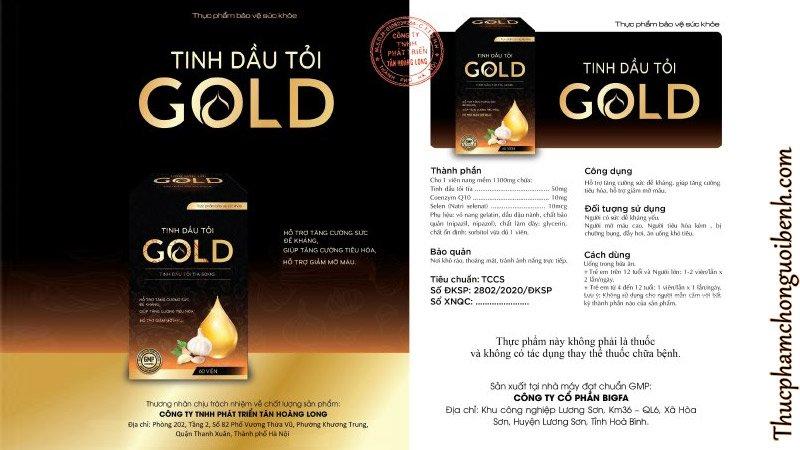 tinh dau toi gold 2