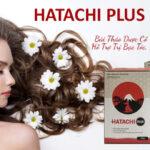 Viên uống Hatachi Plus hỗ trợ trị bạc tóc