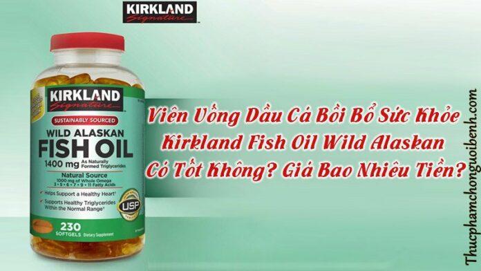 hinh dai dien kirkland fish oil wild alaskan